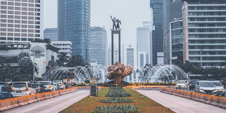 Statue in Jakarta Indonesia