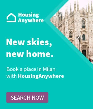 Accommodatie voor een stage in Italië via housing anywhere