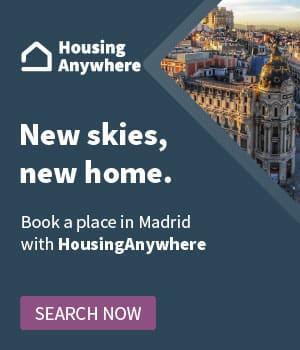 accommodatie voor een stage in Madrid vinden via housing Anywhere