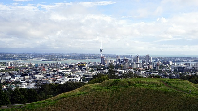 Werken in Nieuws-Zeeland in de stad Auckland