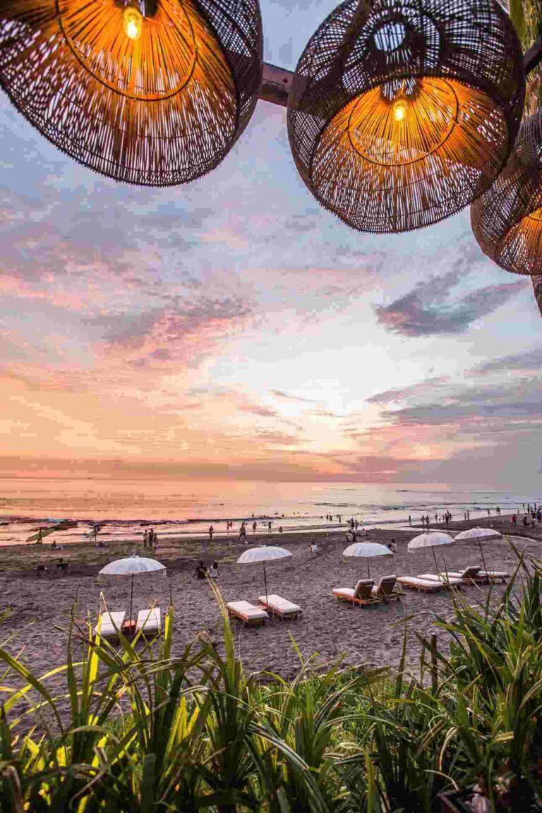 Kosten Bali tijdens een stage in 2021