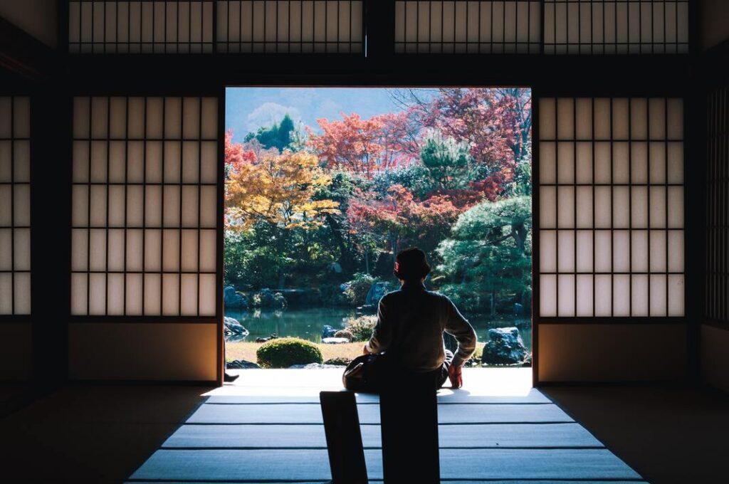 Visum Japan in een huis