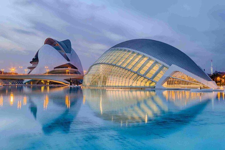 Buitenlandse stage in Valencia