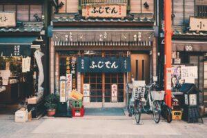 Accomomdatie in Japan