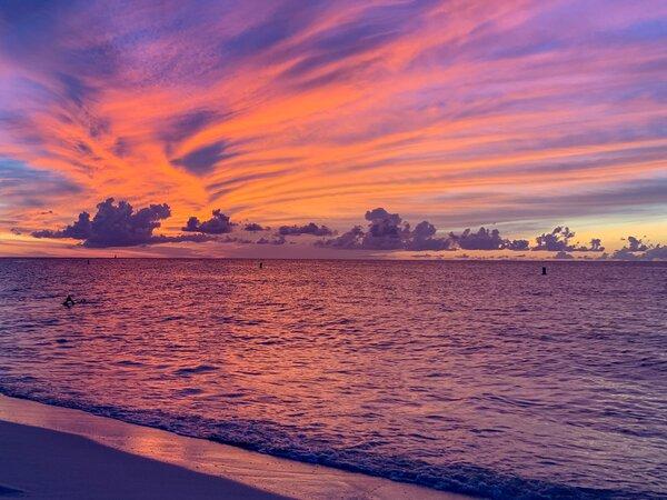 boca grandi strand aruba stranden aruba