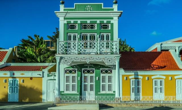 oranjestad 12 instagram spots op aruba