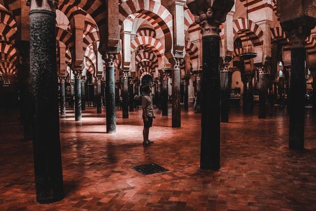 Mezquita of Cordoba Top 10 toeristische attracties in Spanje