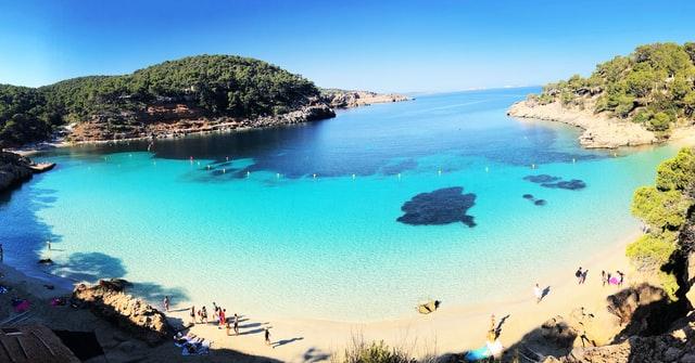 ibiza Top 10 toeristische attracties in Spanje