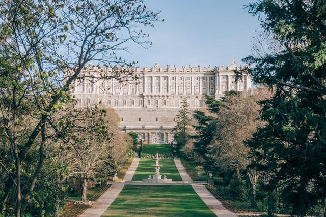 palacio real Top 10 toeristische attracties in Spanje