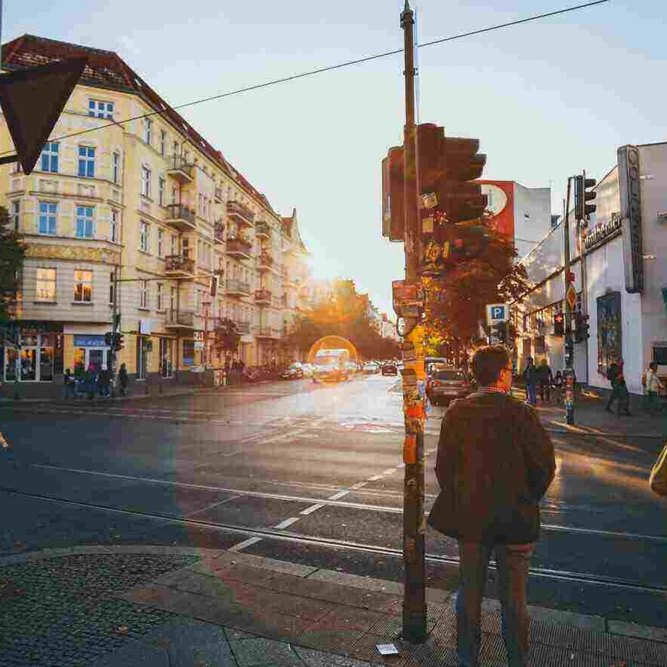 Kosten tijdens een stage in duitsland in de stad berlijn