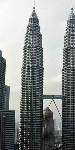 accommodatie maleisie petronas torens