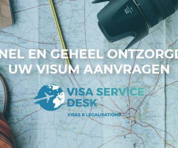 visa service desk